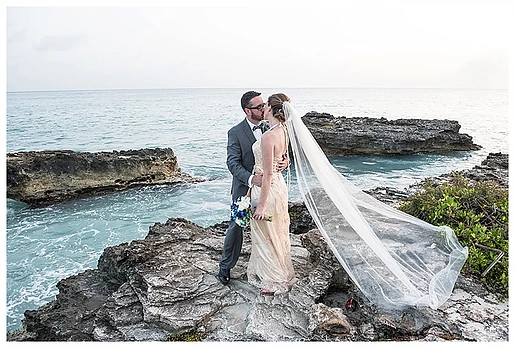 cayman island destination wedding